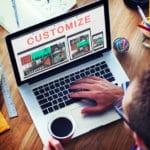 real estate custom website