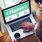 real estate web design
