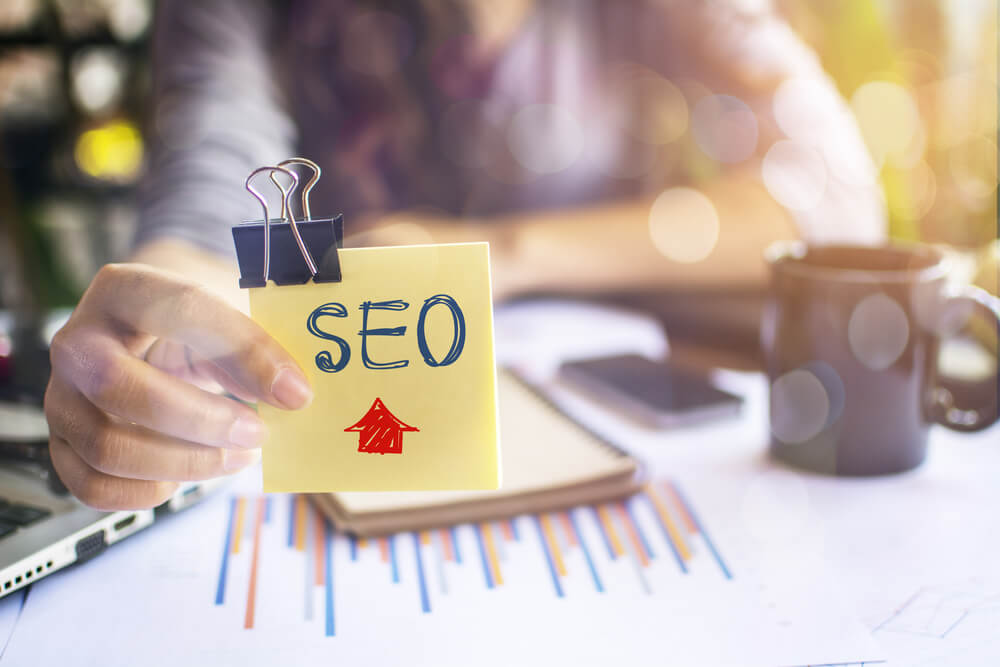 SEO tips for realtor websites